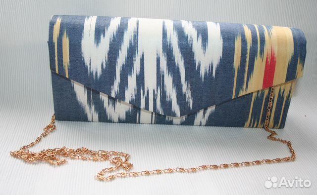 a94bb7a7281d Новая сумочка, клатч на цепочке в восточном стиле купить в Москве на ...