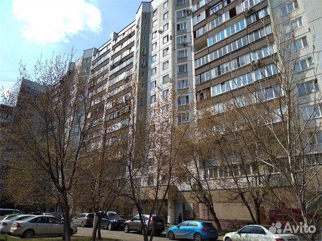 Продается однокомнатная квартира за 6 800 000 рублей. г Москва, ул Перерва, д 52.
