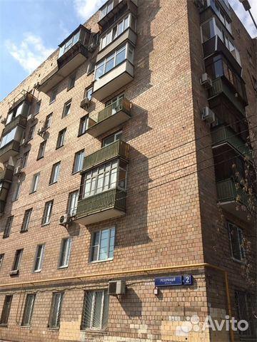 Продается однокомнатная квартира за 8 000 000 рублей. г Москва, Резервный проезд, д 2.