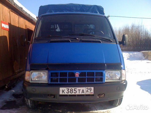 Газель газ 33021 грузовой фургон 89116704205 купить 4