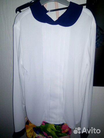 Блузка школьная купить 2