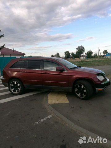 Chrysler Pacifica, 2007