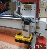 Фрезерный станок с чпу LTT-1325А с вак.столом купить 3