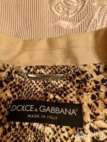 Костюм брючный Dolce Gabbana оригинал