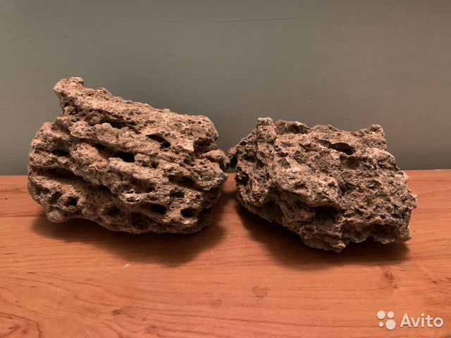 Камень песчаник в аквариум