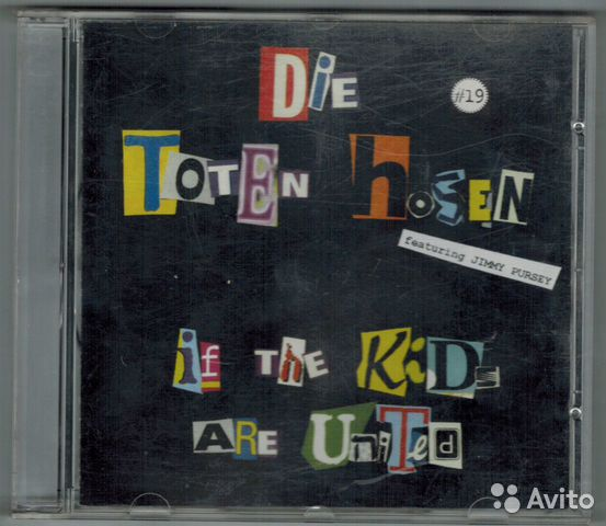 "Die Toten Hosen / Sham 69 ""If the Kids are United""— фотография №1"