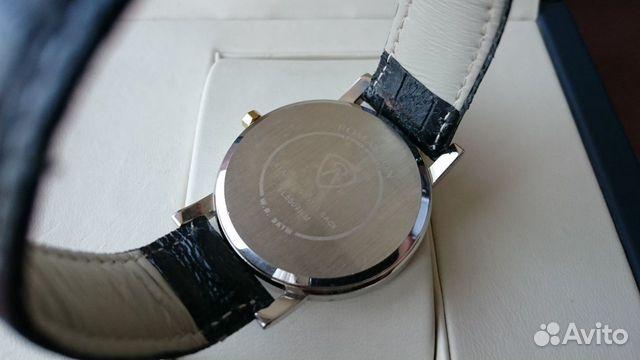 Мужские классические наручные часы Romanson 89525003388 купить 6