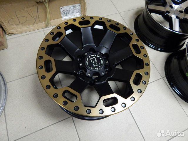 Black Rhino Hard alloys LGS34 R17 6*139.7 ET 12 J9 89140053766 купить 3