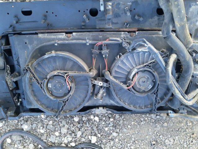 89270165946 Вентилятор радиатора Volkswagen Transporter T4 AAB