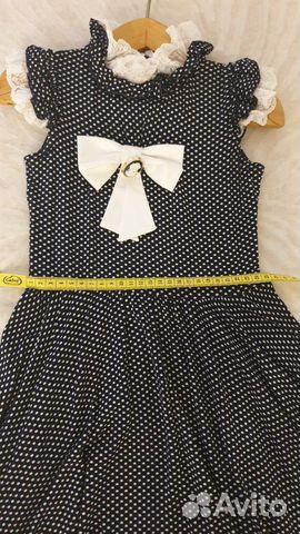 Платье маленькая леди  купить 5