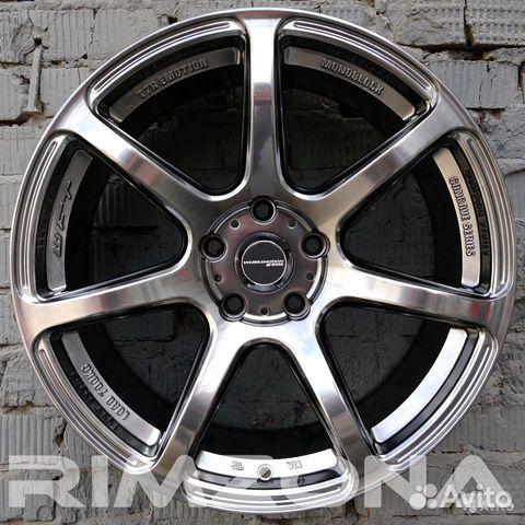 Новые диски Work Emotion T7R на Skoda, Volkswagen 89053000037 купить 1