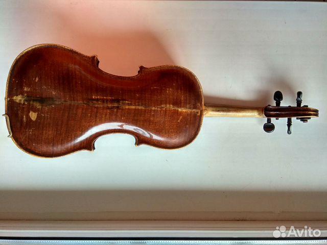 Скрипка 4/4 1698г 89507724634 купить 3