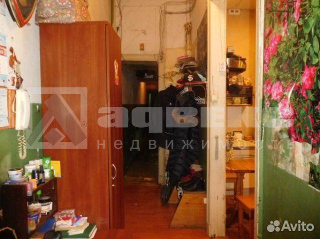 Комната 38.5 м² в 4-к, 2/5 эт. купить 8