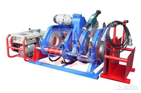 Аппарат для стыковой сварки пнд труб KDC63-315-4 88612051569 купить 1