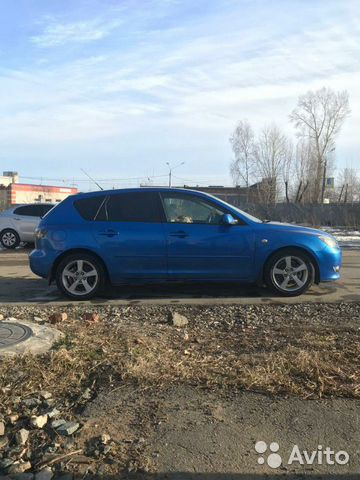 Mazda 3, 2006 89068976088 купить 5