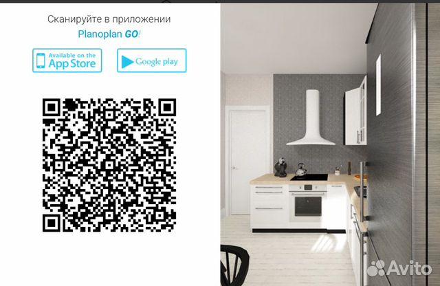 1-к квартира, 34 м², 24/25 эт. купить 6