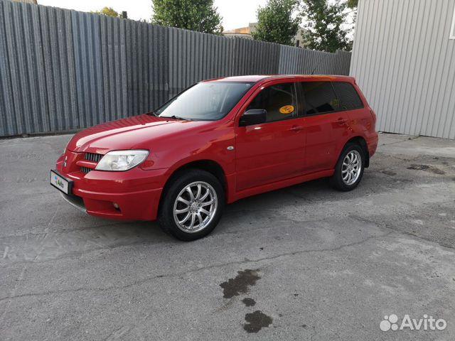 Mitsubishi Outlander, 2004 89584758271 купить 1