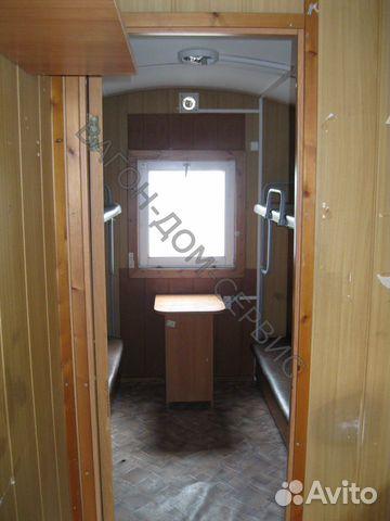 Вагон-дом на шасси жилой 8 мест Комфорт-С 89115748339 купить 9