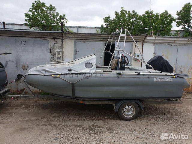 Продам лодку - катамаран флагман 460К 89842902991 купить 2