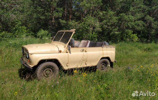УАЗ 31512, 1994 89659305105 купить 6