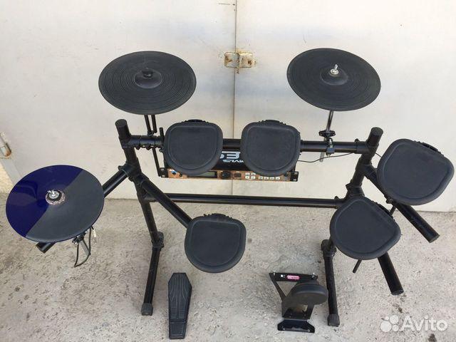Электронные барабаны Alesis DM5 купить 2