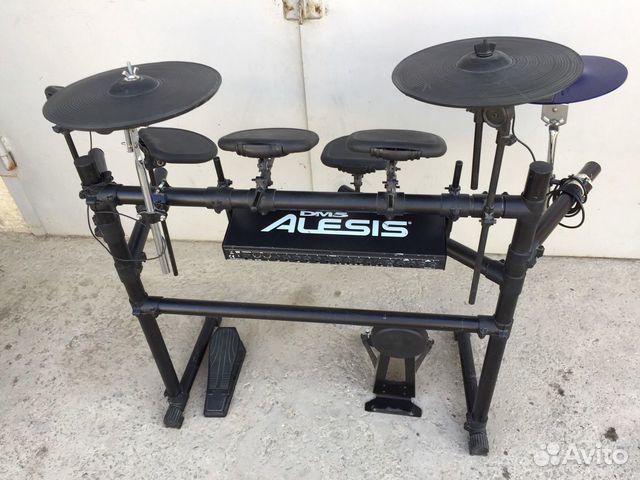 Электронные барабаны Alesis DM5 купить 4