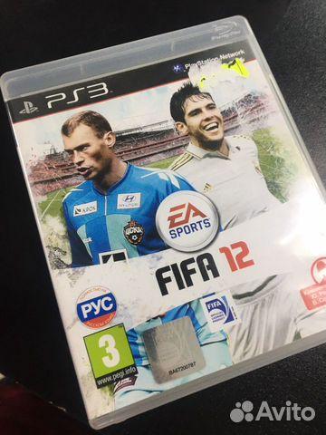 Fifa 2012 кгн06  89225782028 купить 1