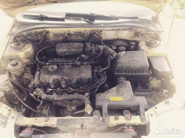 89644905044  Двигатель Hyundai Accent g4eb 1.5 12 клапанов