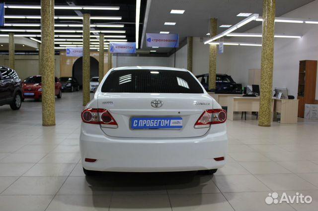 Toyota Corolla, 2011  89828708454 купить 6