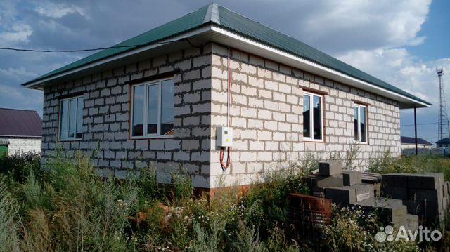 Дом 94 м² на участке 10 сот.  купить 1