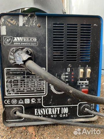 Инвертор сварочный Avelko EasyCraft 100  89045553655 купить 2