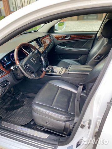 Hyundai Equus, 2014  89054040409 купить 10