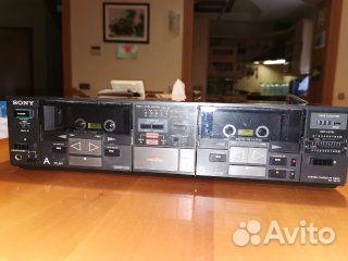 Дека кассетная sony  89053647692 купить 1
