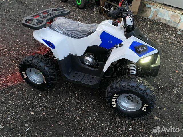 Подростковый квадроцикл motoland eagle 2020  89803403030 купить 2