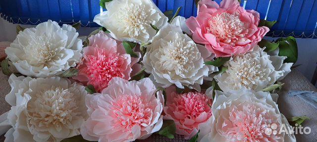 Цветы для фотозоны  купить 1