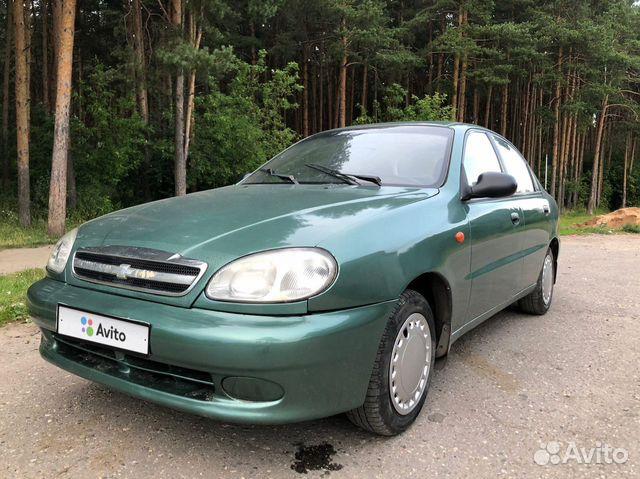 Chevrolet Lanos, 2007  89012903150 купить 1