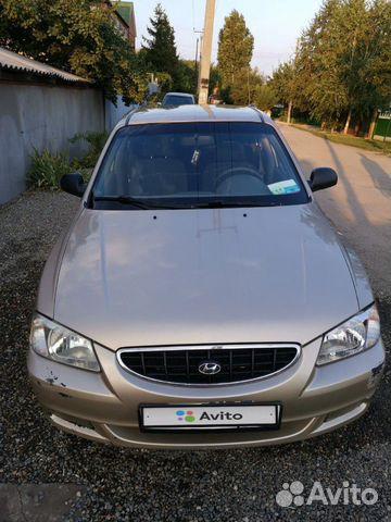 Hyundai Accent, 2006  89897209727 купить 4