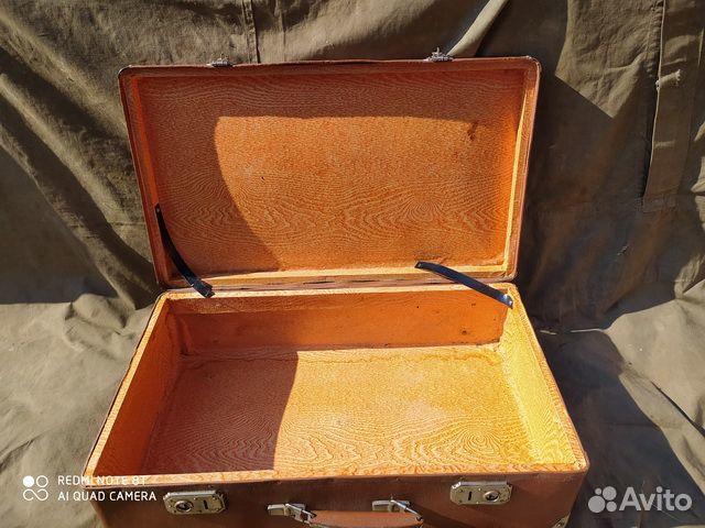 Старый чемодан из СССР (1)  89033713097 купить 5