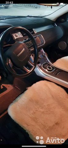 Land Rover Range Rover Evoque, 2012  89581483355 купить 8
