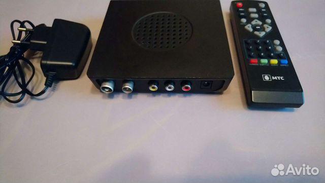 Тв-приставка МТС модель: DCD3011  89537131774 купить 7