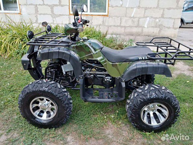 Квадроцикл wels 200  89606336917 купить 4