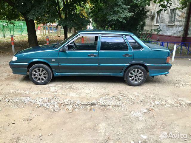 ВАЗ 2115 Samara, 2001  89182771835 купить 1