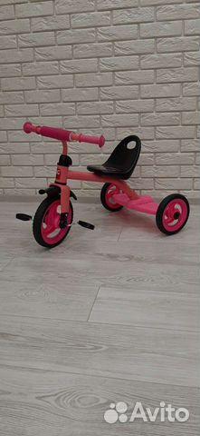 Велосипед трехколесный  89173269177 купить 2