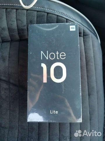 Mi Note 10 Lite  89269680015 купить 1