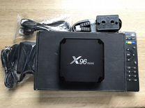 Android Smart Tv Box X96 mini 2/16 Гб Новый