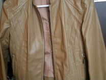 Кожаная Куртка Fantosh