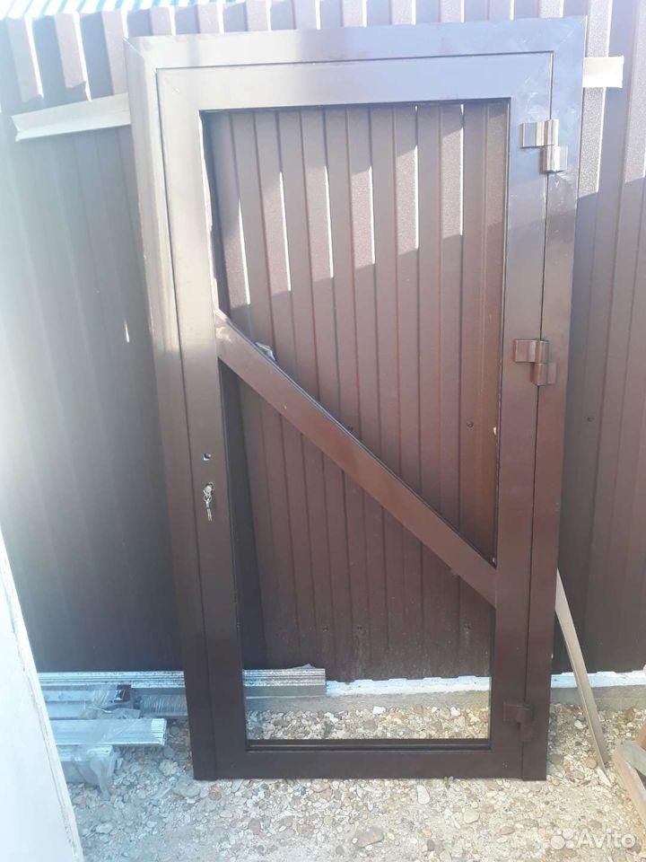 Дверь аллюминевая  89298588857 купить 1