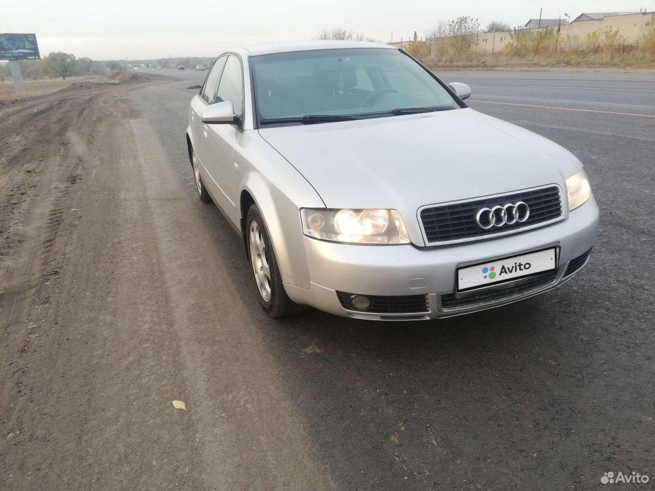 Audi A4, 2003  89066892526 купить 4