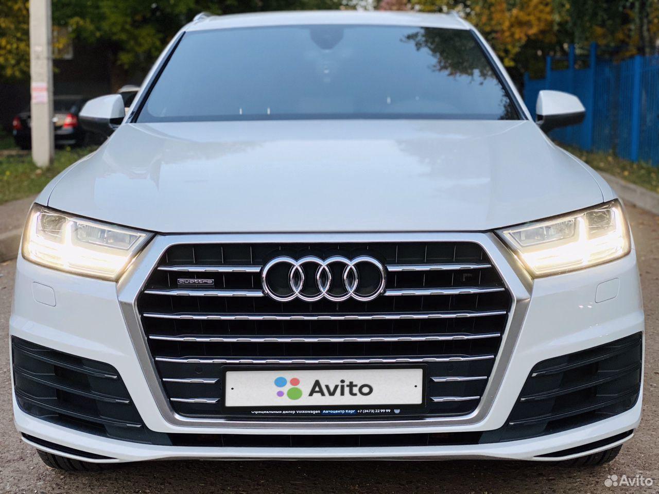 Audi Q7, 2015  89053093192 купить 6