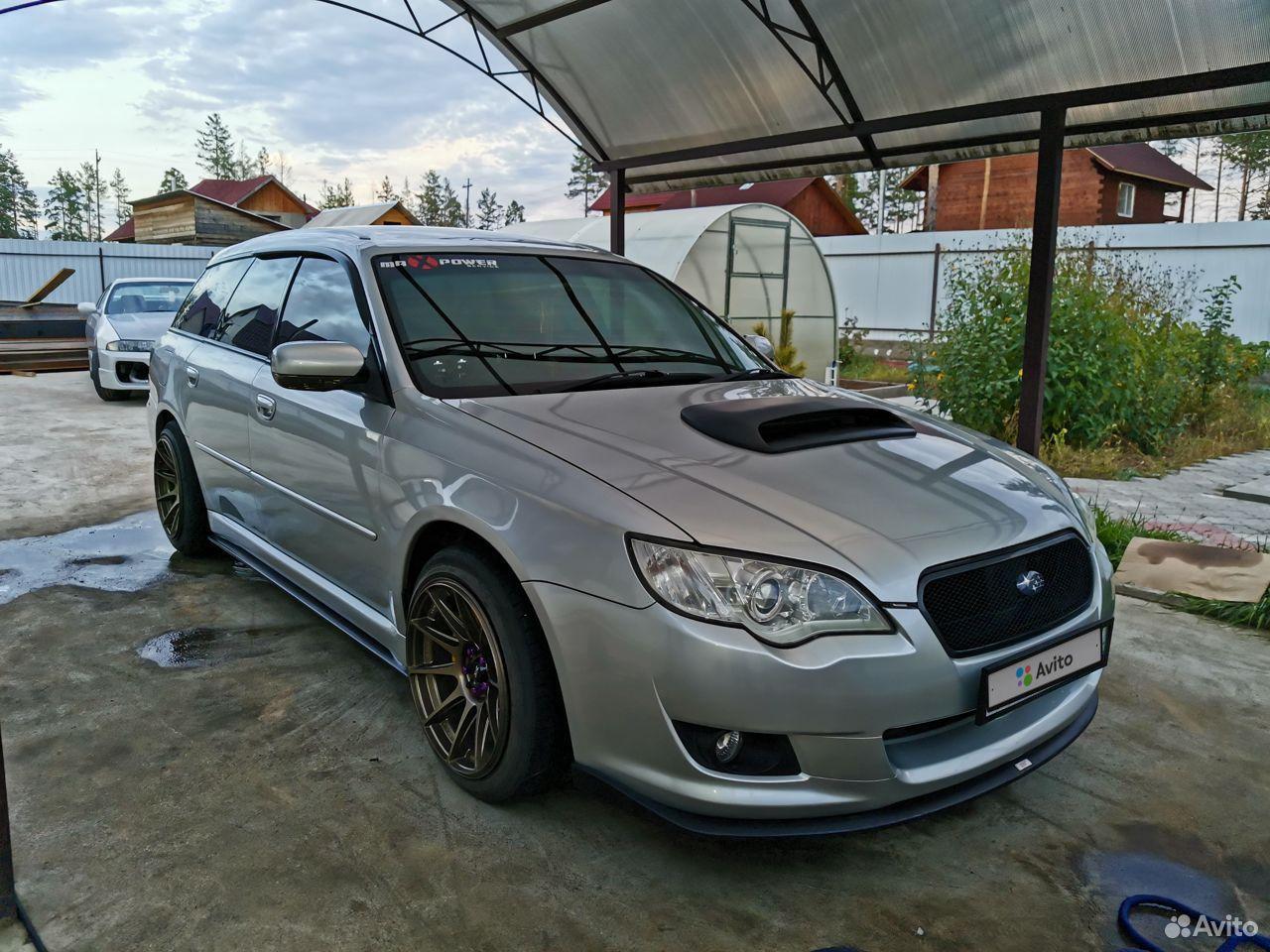 Subaru Legacy, 2006  89681482573 купить 5